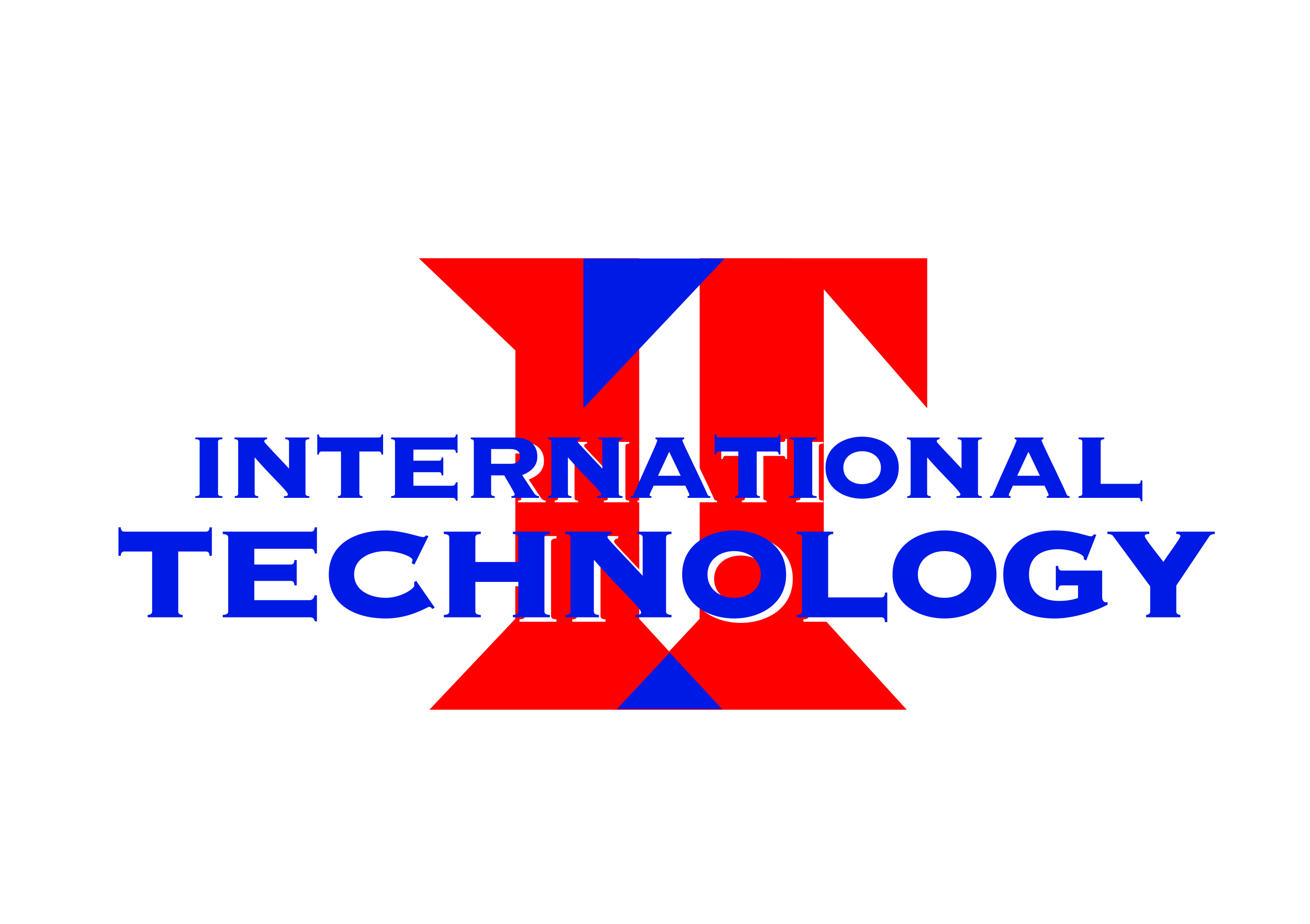 International Technology Logo